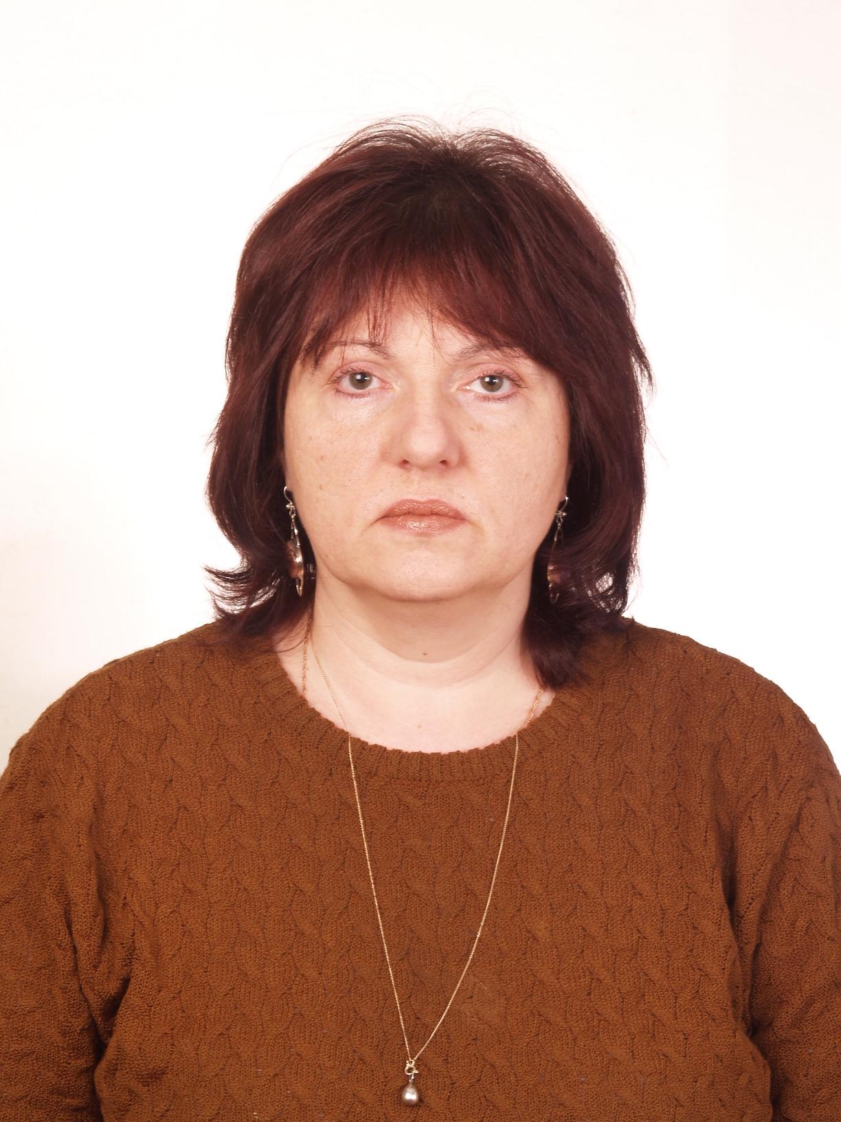 Готская Ирина Борисовна